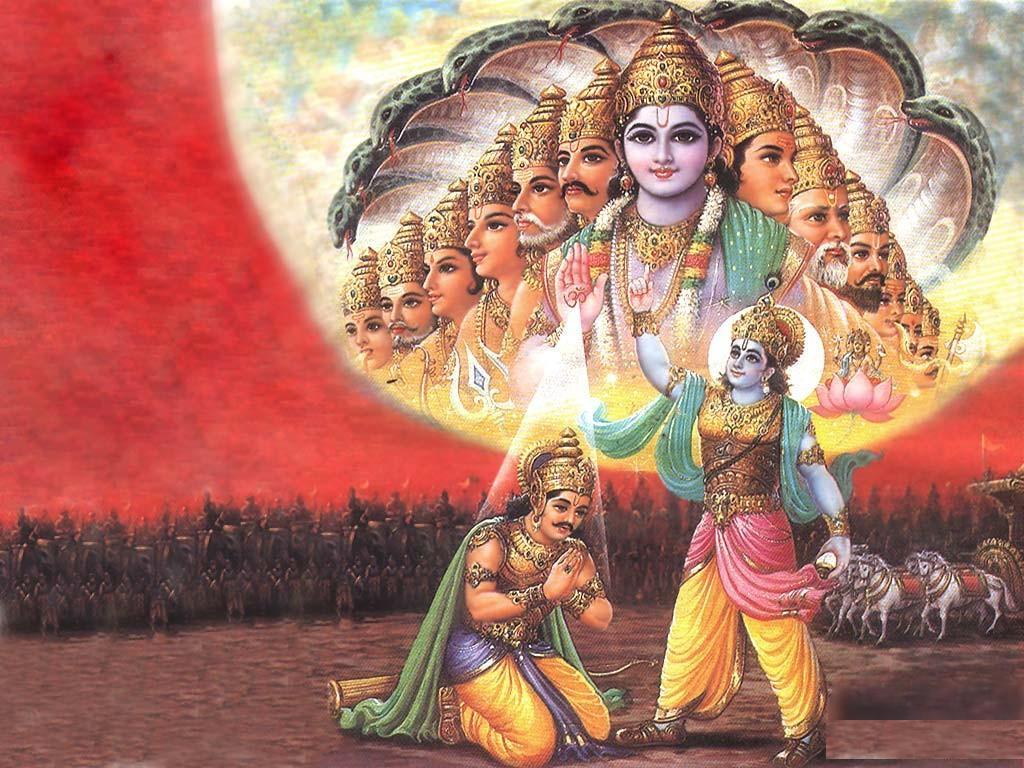 Cosmic Consciousness Sri Krishna